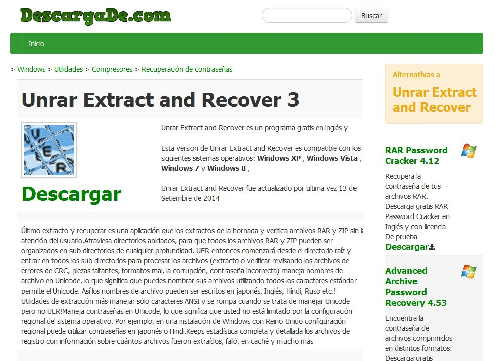 nvglabs - Home of Ultimate Extract and Recover and Unrar Extract and